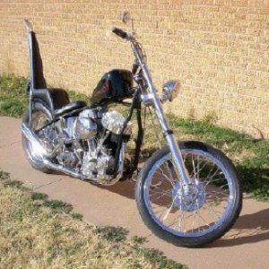 1951 Panhead (second time around)