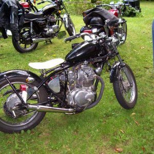 Holly's bobber summer 2010
